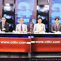 中天電視新聞龍捲風來賓大合照