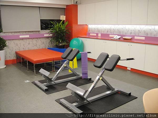運動治療器材(一)