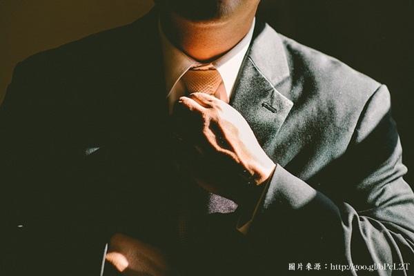 西裝領帶搭配方法