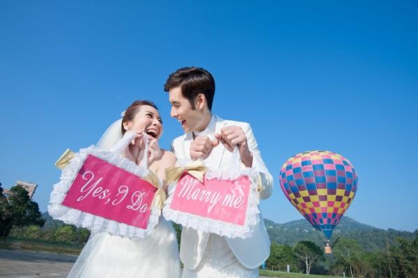 婚禮西裝挑選款式