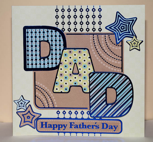 父親節卡片