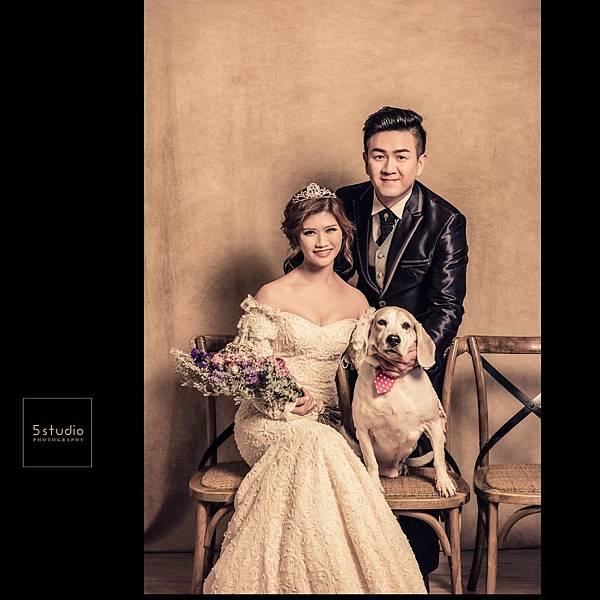 5studio韓風婚紗攝影工作室內景28