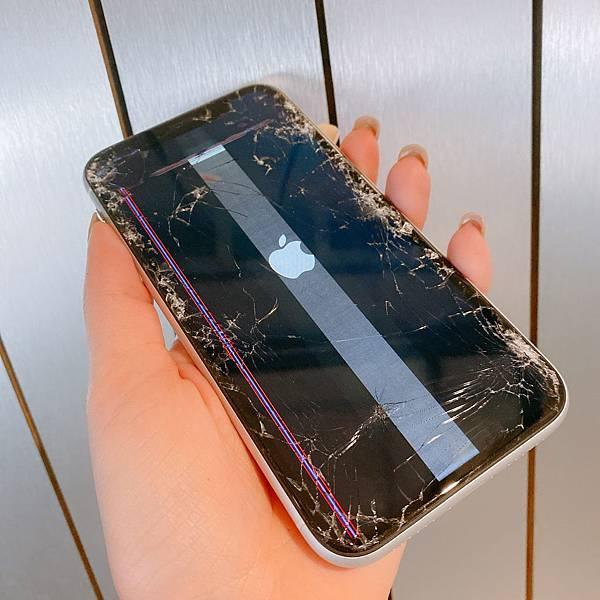 頭份手機維修_維修之星_IPHONE XR螢幕維修