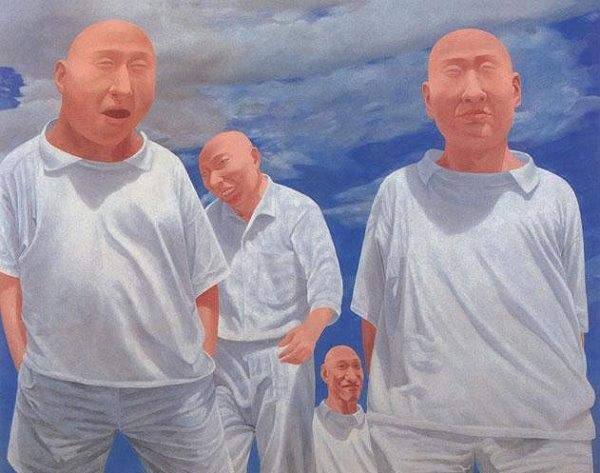 生命之渺-方力鈞創作25年展1.jpg