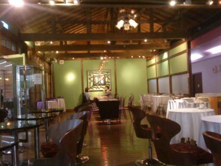 咖啡廳內部
