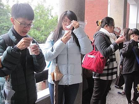 (圖一)吃湯圓的同學們.JPG