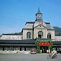 (圖三)站前迴廊改建後的舊基隆火車站.jpg