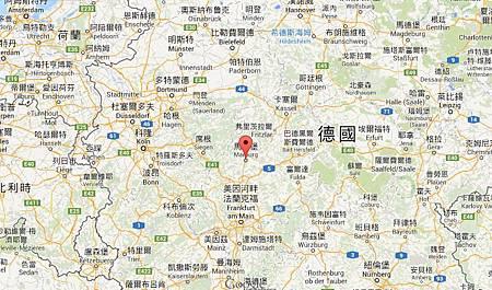 圖1_馬堡與周邊城市 (google earth擷取).jpg
