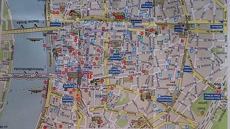 圖三 科隆城市地圖。.JPG