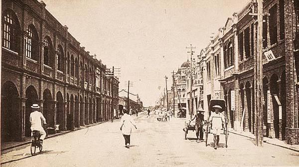 (圖一)清領時期迪化街.jpg