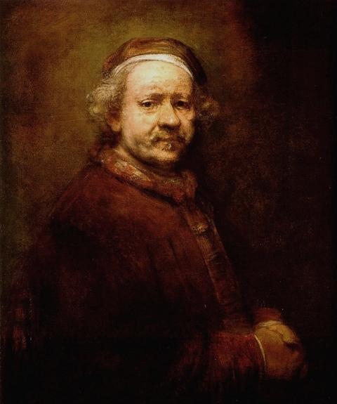 (圖一)1669年林布蘭最後的自畫像.jpg