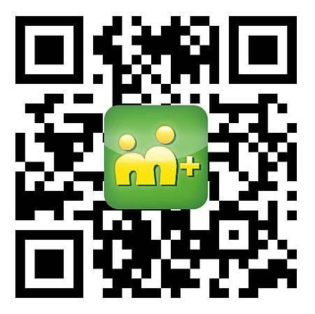 輔大猴QR code