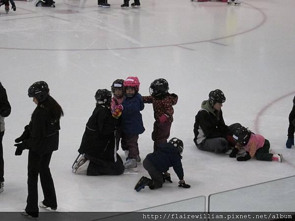 2011-08-15 第一堂skate課