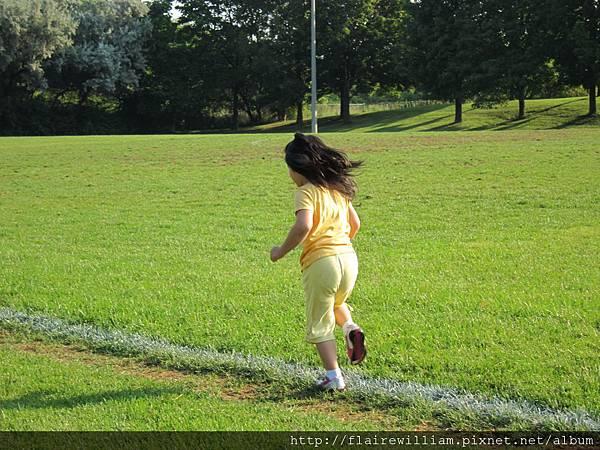 奔跑吧! 孩子!