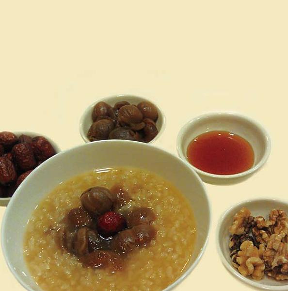 春意團圓糯米甜粥