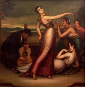 西班牙的美麗與哀愁-佛朗明哥舞歷史起源