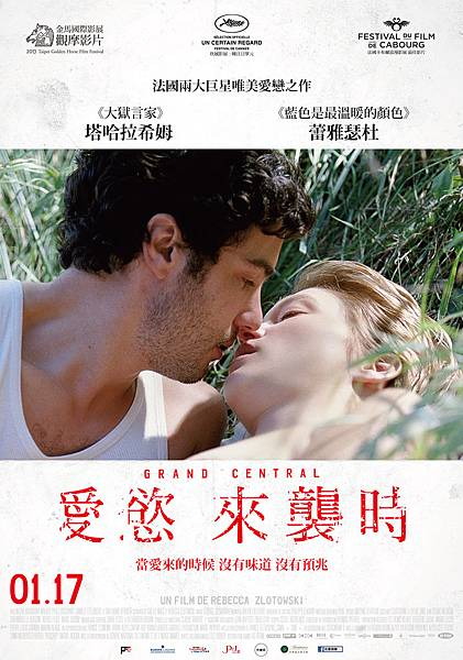 《愛慾來襲時》中文海報