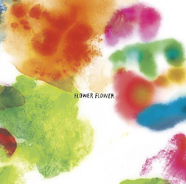 FLOWER FLOWER - 色 - 初回盤封面