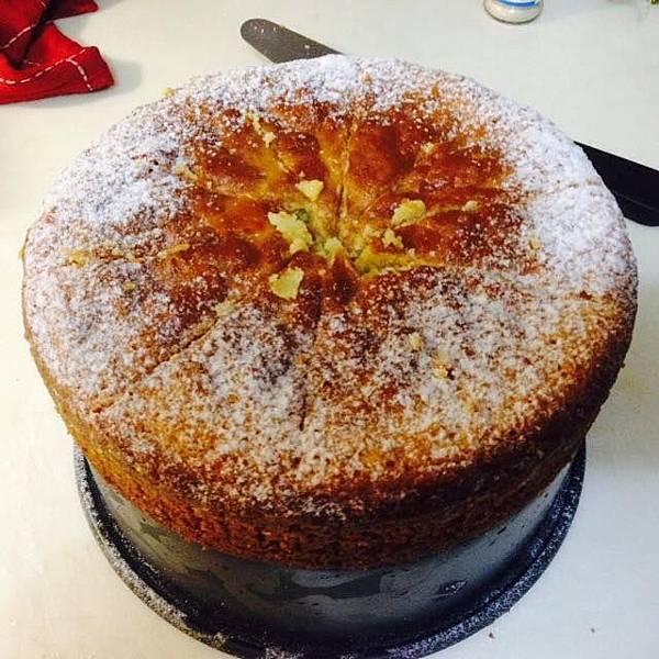 Le coin de Sophie 在她家-Orange cake