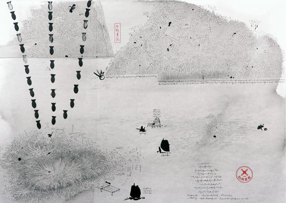 江南曉春圖
