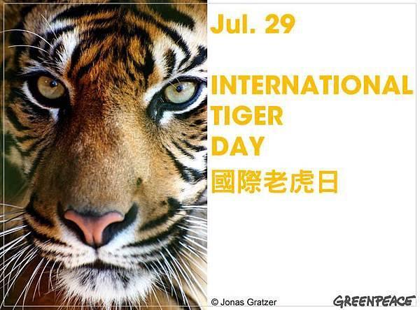國際老虎日