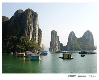 壯麗的越南下龍灣02