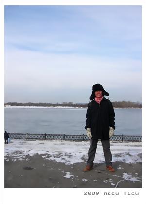 零下23度的西伯利亞之旅