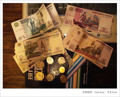 俄國貨幣:盧布與戈比