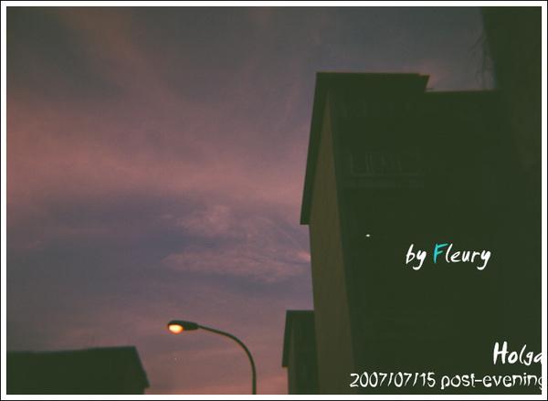 玫瑰红的天空_滤镜大爱