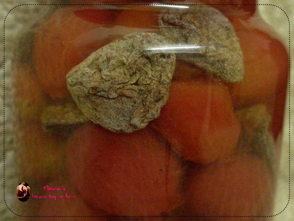 梅子釀蕃茄