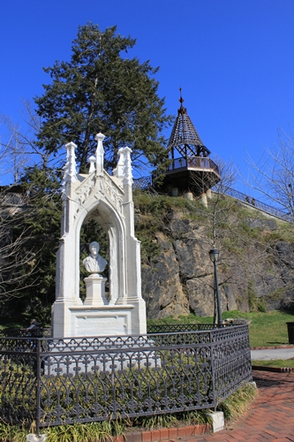 Graff Memorial & Pavilions.JPG