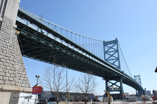benjamin franklin bridge.JPG