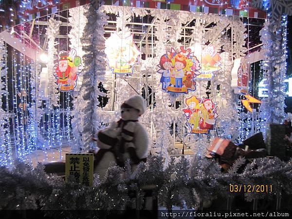 台中聖誕點燈