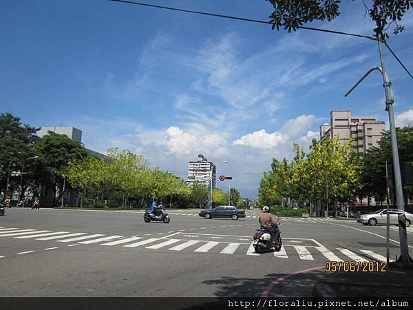 台中興大路