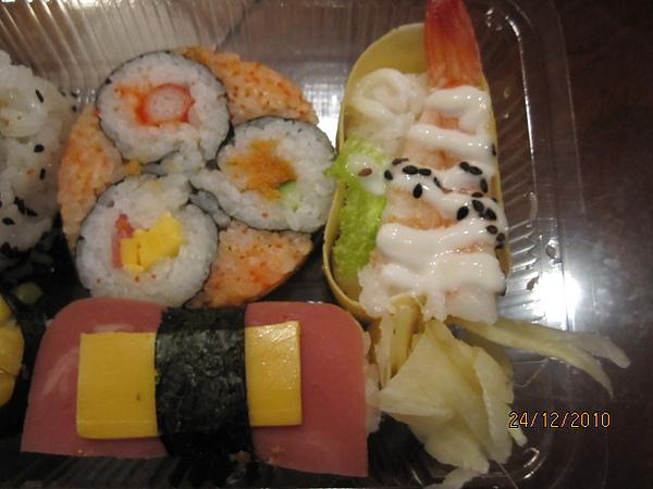 箱町外帶壽司專賣