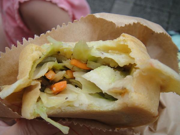 一中街南國紅豆餅