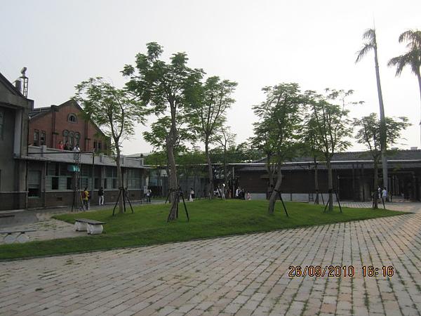 台中創意文化園區