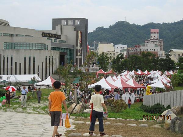 台中縣社區營造博覽會