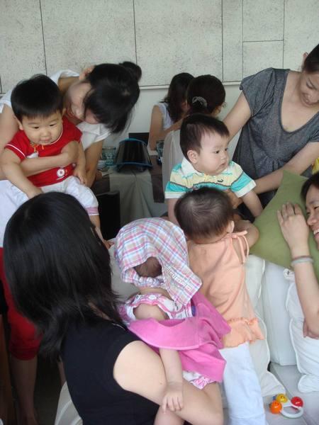 寶寶們大集合