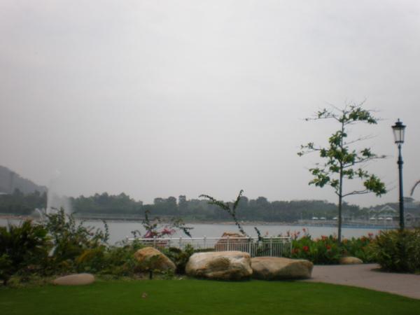 08年4月的迪欣湖