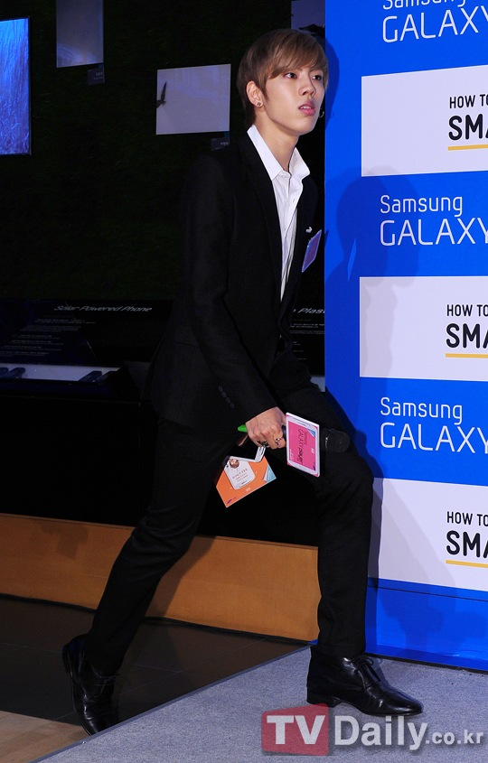 [INFINITESOUL] Samsung Galaxy Player Launch -- 005