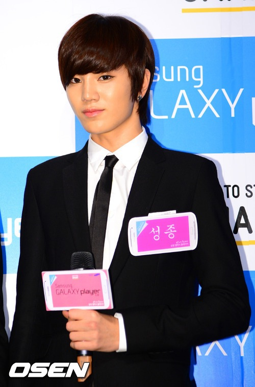 [INFINITESOUL] Samsung Galaxy Player Launch -- 052