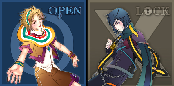 open x lock