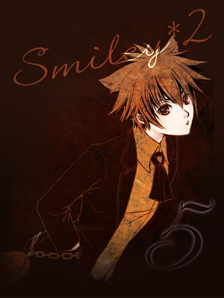 smiley*2-こげ犬