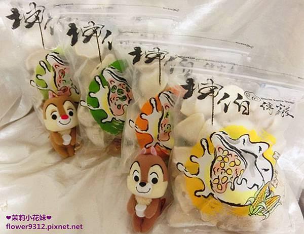 坤伯傳家餃 高麗菜水餃 韭菜水餃 玉米洋蔥水餃 櫻花蝦瓠瓜水餃 (2).JPG