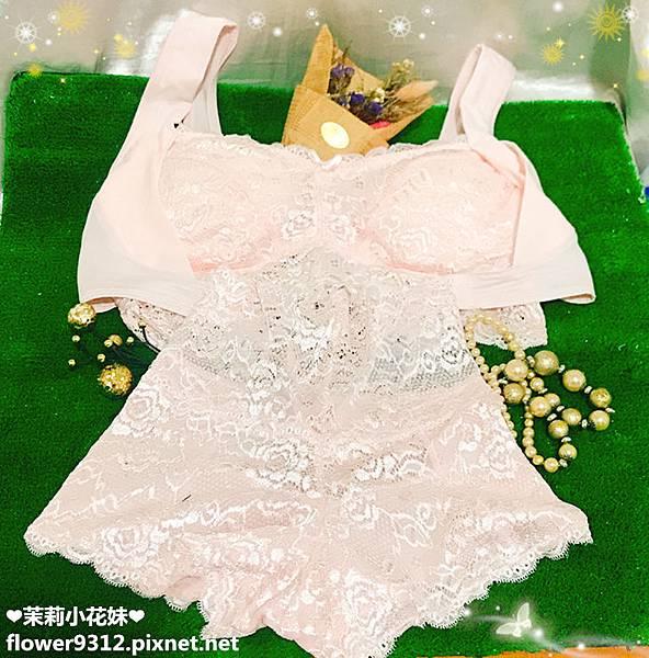 Angellir Room Bra 3D美胸內衣 蕾絲3D美臀內褲 (1).JPG