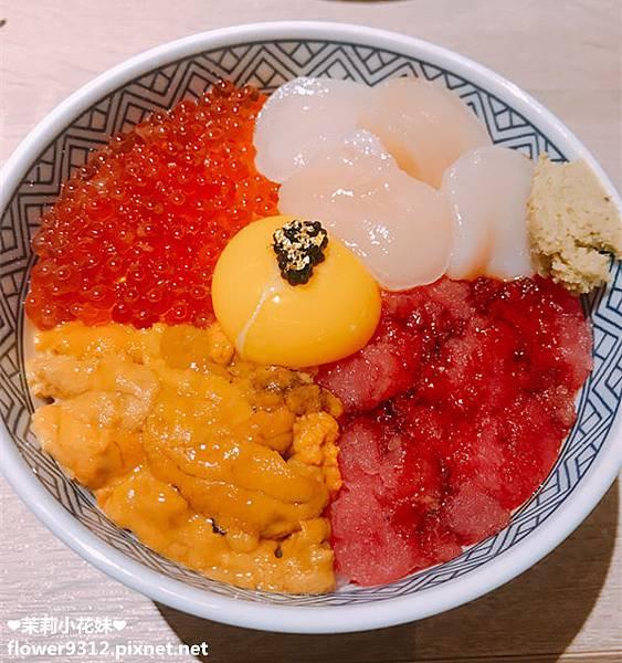 歐賣尬 日式海鮮 丼飯 串燒 (23).JPG