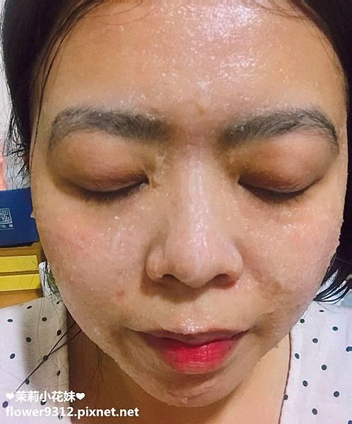 JIAHUI 佳慧 QQ微粒按摩面膜 五效合一化妝水 (10).JPG