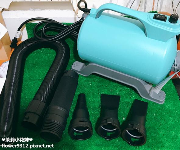 神寶寵物美容用品 毛小孩專用單馬達吹水機 (3).JPG