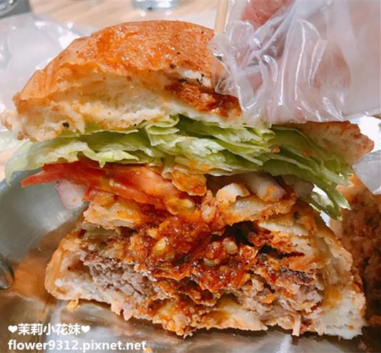 Take Out Burger&Cafe 手工漢堡 (18).JPG